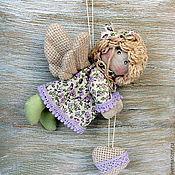Куклы и игрушки ручной работы. Ярмарка Мастеров - ручная работа Ангелы доброго дня. Handmade.