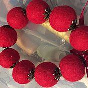 Украшения ручной работы. Ярмарка Мастеров - ручная работа Браслет Алые паруса. Handmade.