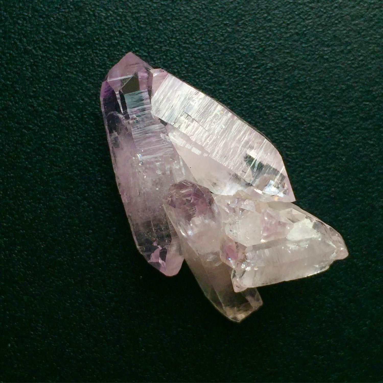 Amethyst Vera Cruz Veracruz, two-headed crystals, Mexico, Crystal, Krasnodar,  Фото №1