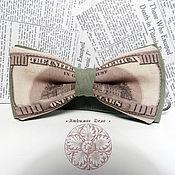 Аксессуары handmade. Livemaster - original item tie dollars/ dollars/ currency/ money. Handmade.