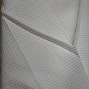 Материалы для творчества ручной работы. Ярмарка Мастеров - ручная работа Ткань вафельная полтенечная. Handmade.