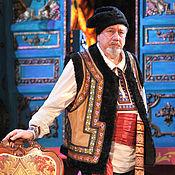 Одежда ручной работы. Ярмарка Мастеров - ручная работа Румынский национальныйкостюм. Handmade.