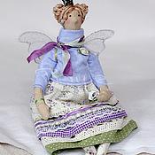 Куклы и игрушки ручной работы. Ярмарка Мастеров - ручная работа Фея Тильда в кроссовках  и другие куклы. Handmade.