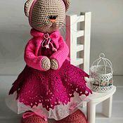 Куклы и игрушки handmade. Livemaster - original item Kitty Tilde. Handmade.
