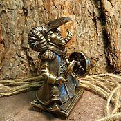 Для дома и интерьера ручной работы. Ярмарка Мастеров - ручная работа Шаман златорогий. Handmade.