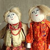 Куклы и игрушки ручной работы. Ярмарка Мастеров - ручная работа Ты постой, посто-оой, красавица моя!. Handmade.