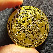 Фен-шуй и эзотерика handmade. Livemaster - original item Silver seal of Solomon-Entrepreneurship. Handmade.