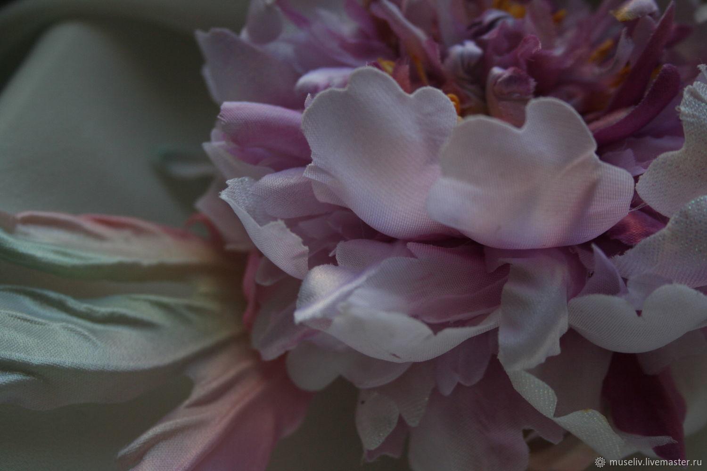 Свадебный розовый Пион, Аксессуары, Москва,  Фото №1