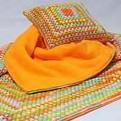 Для дома и интерьера handmade. Livemaster - original item Children`s knitted set