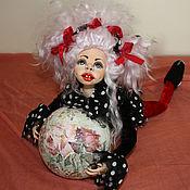 Куклы и пупсы ручной работы. Ярмарка Мастеров - ручная работа Авторская интерьерная кукла. Handmade.