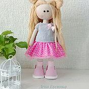 """Мягкие игрушки ручной работы. Ярмарка Мастеров - ручная работа Кукла """"Ляля"""". Handmade."""