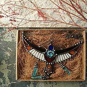 handmade. Livemaster - original item The very First Bird (p-007). Handmade.