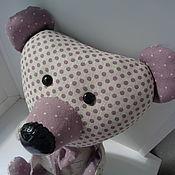 Медведь текстильный домашний