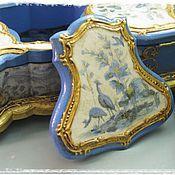 Для дома и интерьера handmade. Livemaster - original item Box-triptych