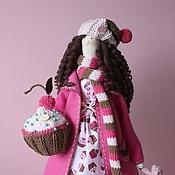 Куклы и игрушки ручной работы. Ярмарка Мастеров - ручная работа Кетти из волшебной страны сладостей. Handmade.