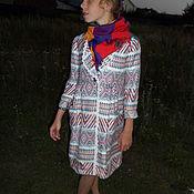 """Одежда ручной работы. Ярмарка Мастеров - ручная работа Пальто кардиган для девочки   """"Касабланка bella"""". Handmade."""