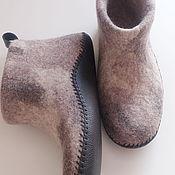 Обувь ручной работы handmade. Livemaster - original item chuni male. Handmade.