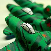 Куклы и игрушки ручной работы. Ярмарка Мастеров - ручная работа Военная авиация. Поющая. Handmade.