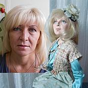 Куклы и игрушки ручной работы. Ярмарка Мастеров - ручная работа Авторская кукла с портретным сходством. Handmade.