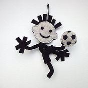 Сувениры и подарки handmade. Livemaster - original item Frame flexible toy. player. Handmade.