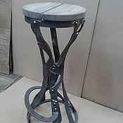 """Для дома и интерьера ручной работы. Ярмарка Мастеров - ручная работа Стул барный """"Танцующие деревья"""". Handmade."""