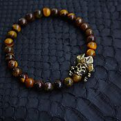 Украшения handmade. Livemaster - original item Bracelet stone Corsair. Handmade.