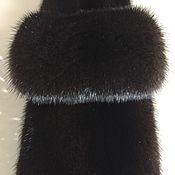 Мех ручной работы. Ярмарка Мастеров - ручная работа Пластины классической коричневой норки. Handmade.