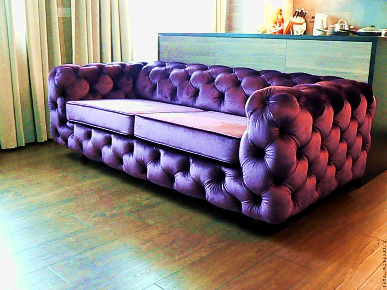 диван честер купить в интернет магазине на ярмарке мастеров с