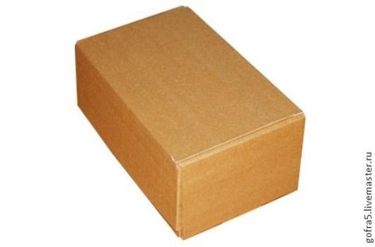 Папки для бумаг ручной работы. Ярмарка Мастеров - ручная работа. Купить Почтовая коробка Тип №2. Handmade. Коробка для почты