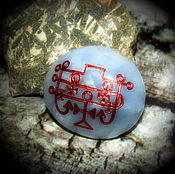 Фен-шуй и эзотерика handmade. Livemaster - original item Stone-Lamen