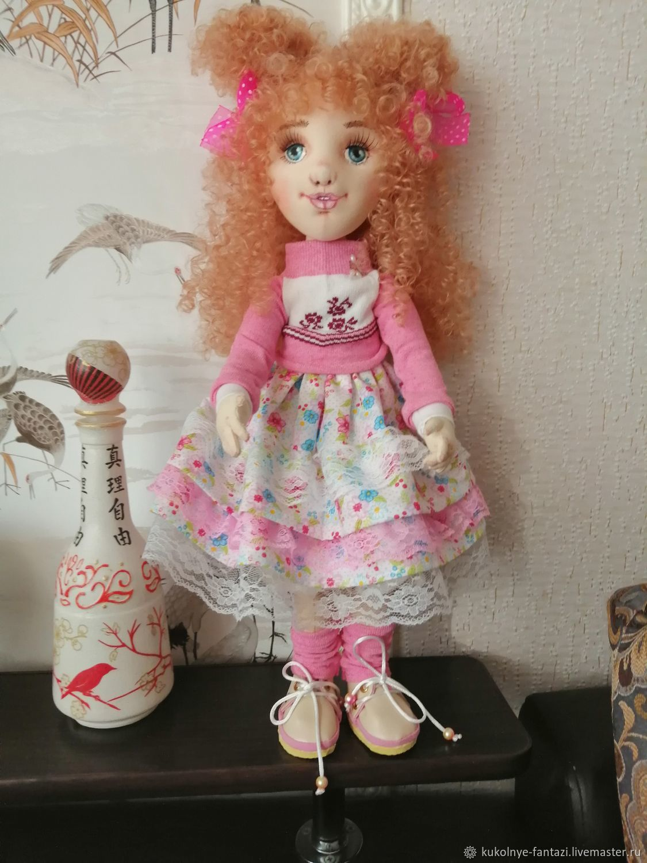 Розочка, Шарнирная кукла, Новотроицк,  Фото №1