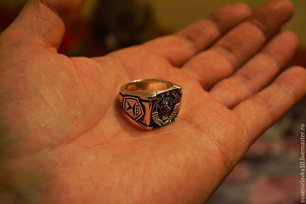 Купить кольцо авторской работы