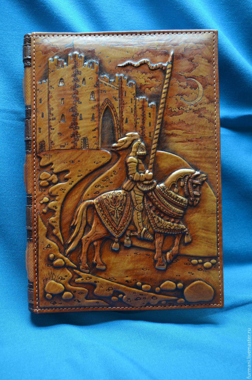 "Leather notebook ""IVANHOE"", Diaries, Krivoy Rog,  Фото №1"