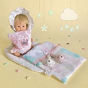 handmade. Livemaster - original item The little bed for the doll.. Handmade.