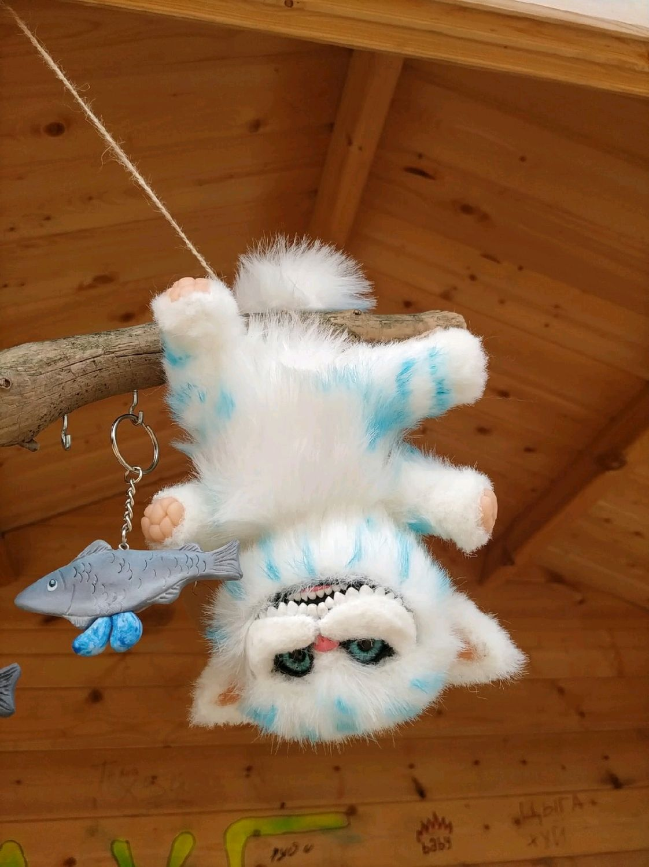 Чеширский кот, Мягкие игрушки, Санкт-Петербург,  Фото №1