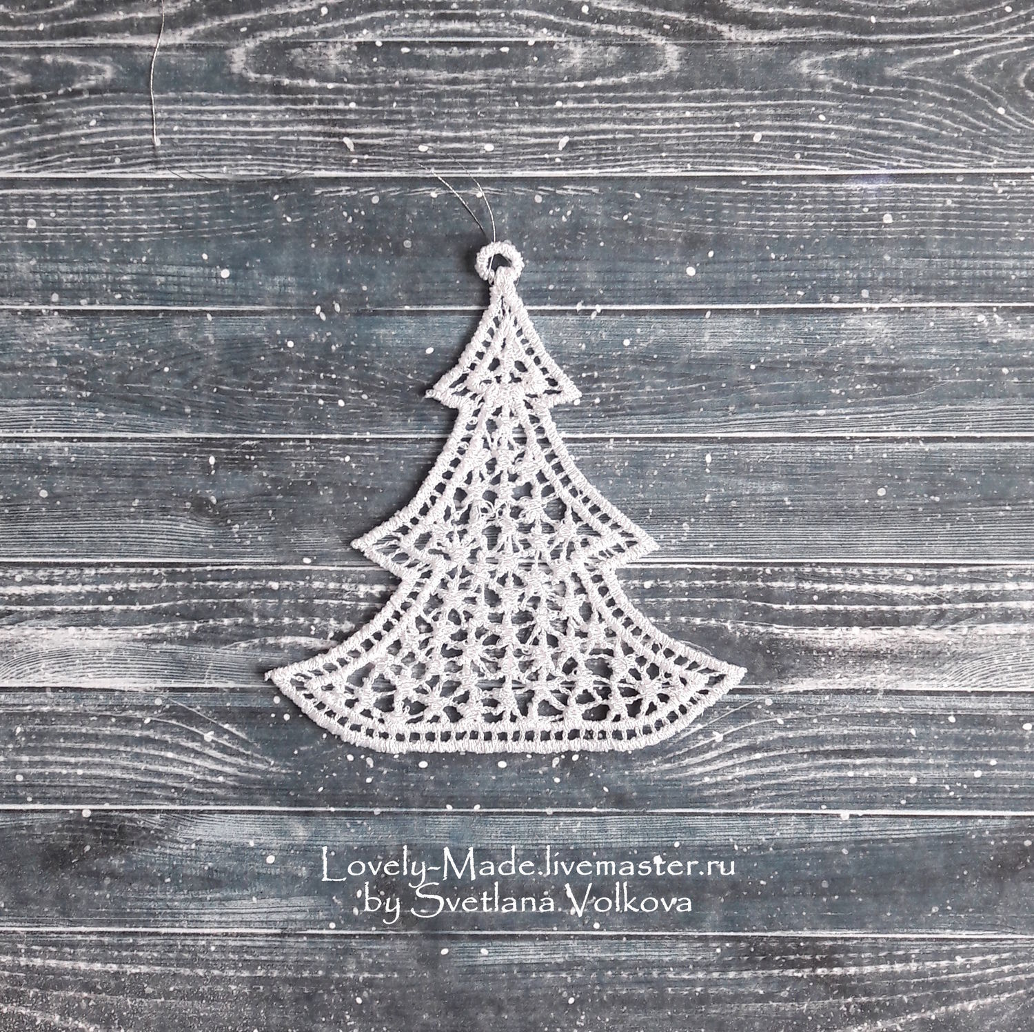2019 handmade livemaster handmade buy lace herringbone christmas tree decoration