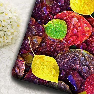 Одежда ручной работы. Ярмарка Мастеров - ручная работа Осенние листья. Handmade.