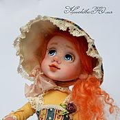 """Куклы и игрушки ручной работы. Ярмарка Мастеров - ручная работа Авторская кукла """"Непоседа Анет"""". Handmade."""