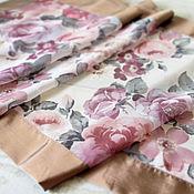 Для дома и интерьера handmade. Livemaster - original item Track on the table with 3D effect Floral mood. Handmade.