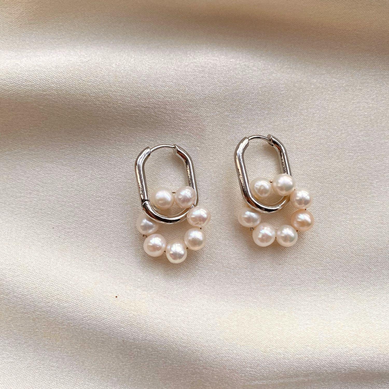 Transformer earrings, Earrings, Moscow,  Фото №1