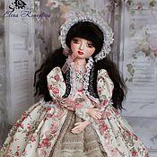 Куклы и игрушки handmade. Livemaster - original item Boudoir doll Jasmine Doll handmade Doll made of plastic. Handmade.