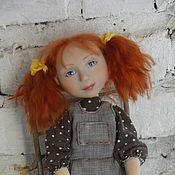 Куклы и игрушки ручной работы. Ярмарка Мастеров - ручная работа кукла Майя. Handmade.