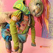 Куклы и игрушки ручной работы. Ярмарка Мастеров - ручная работа Бууумси в частной коллекции. Handmade.