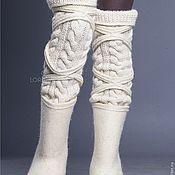 Обувь ручной работы. Ярмарка Мастеров - ручная работа W&W 2013 белые. Handmade.