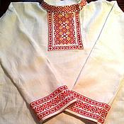 Русский стиль handmade. Livemaster - original item Russian blouse Sentinels Rus. Handmade.