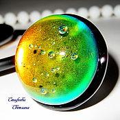 """Украшения ручной работы. Ярмарка Мастеров - ручная работа Кольцо """"The Magic Bubble"""" (из стекла). Handmade."""