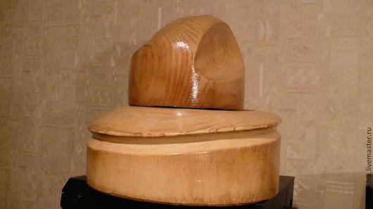 Болванка Шляпа с ассимметричной тульей