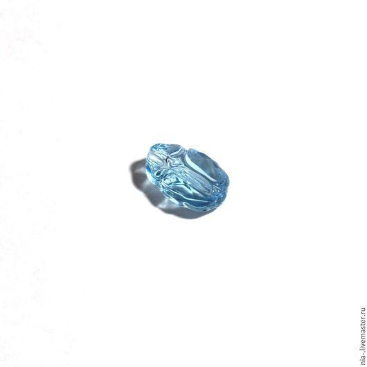 Для украшений ручной работы. Ярмарка Мастеров - ручная работа. Купить Бусины Сваровски Скарабей Aquamarine 12 мм  5728 202. Handmade.
