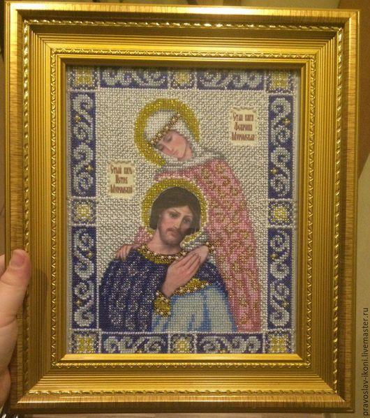 Петр и Феврония - православные покровители семьи.