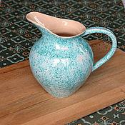 Посуда ручной работы. Ярмарка Мастеров - ручная работа Кувшин. Handmade.